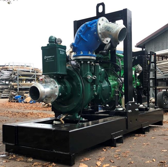 High head pump KL-100SH   PP64S12